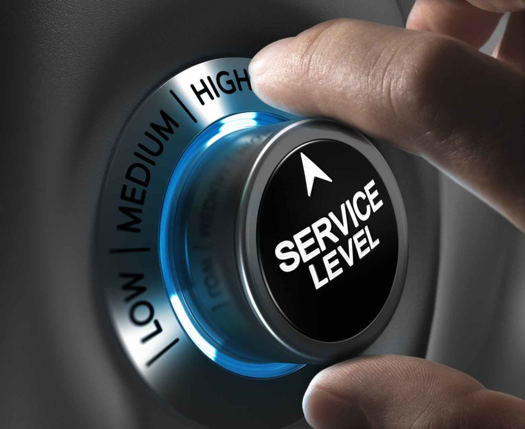 Deliver the service your customers desire