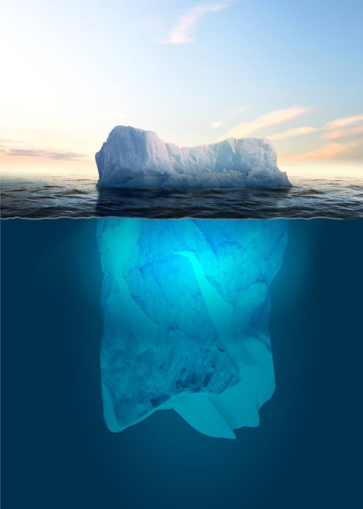 Front Office Optimisation Is Just The Tip Of The Iceberg