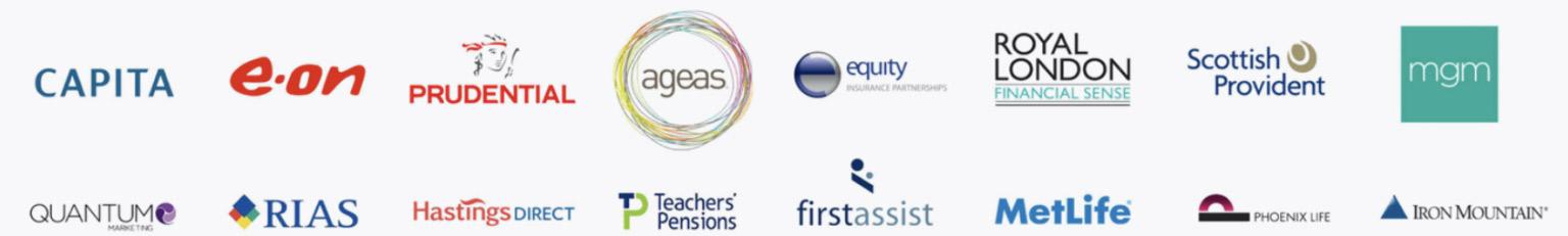 dhp client logos