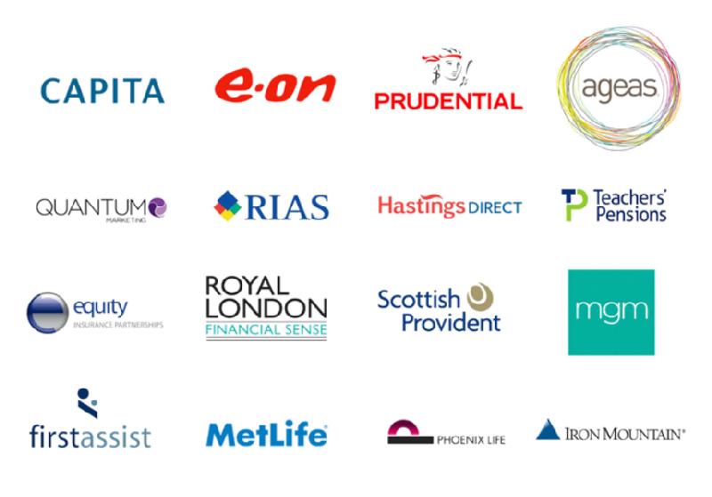 dhp clients mobile logos